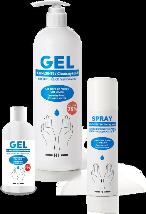 Gama productos Higiene