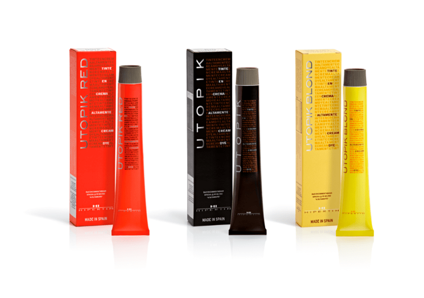 Utopik Cream Coloring - All products