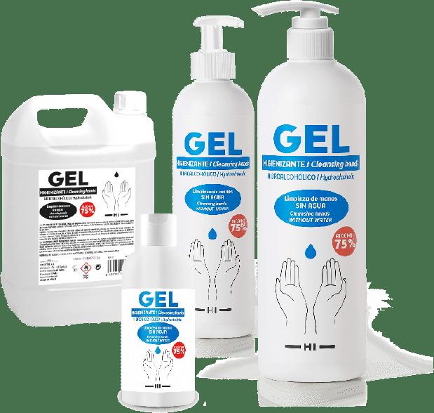 Hydroalcoholic Gel