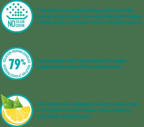 Air freshener description